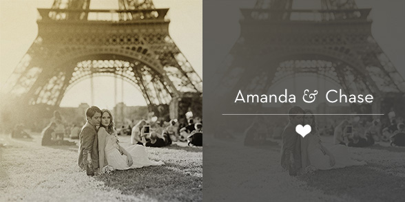 Portland Wedding Photographer - Amanda & Chase - Paris elopement at the Eiffel Tower
