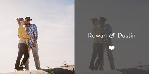 Portland Wedding Photographer - Rowan & Dustin - Humboldt County Engagement Session