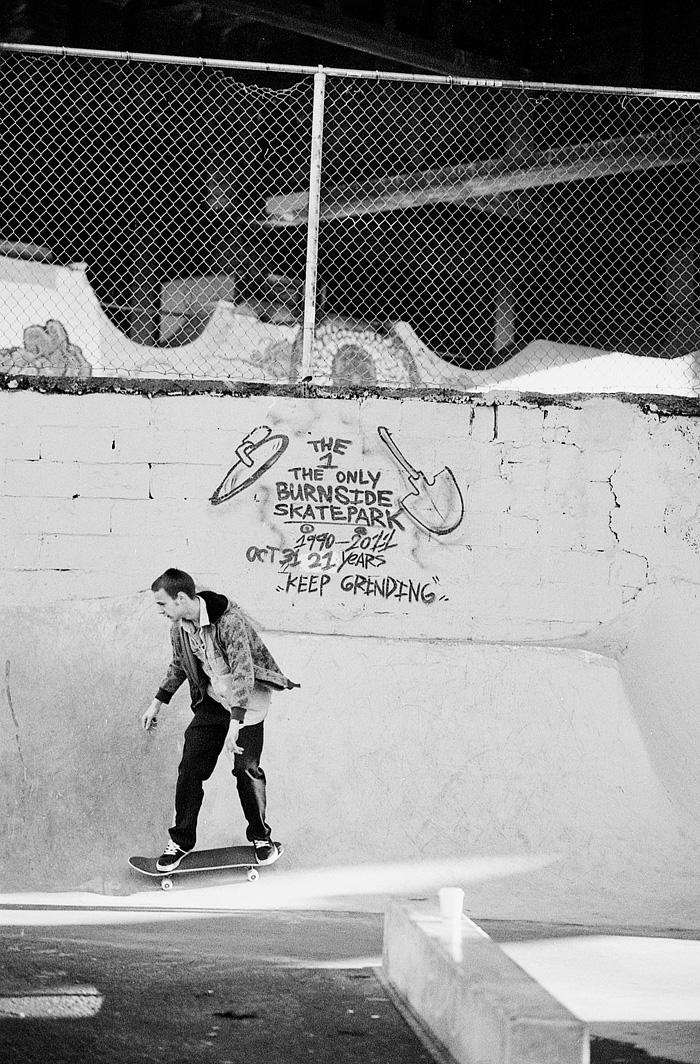 Portland Oregon - Burnside Skatepark