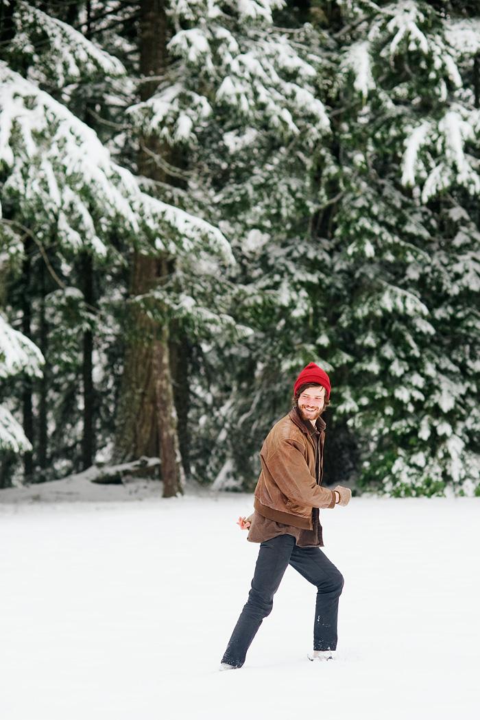 Mark Robertson - Portland Musician - Mt Hood, Oregon