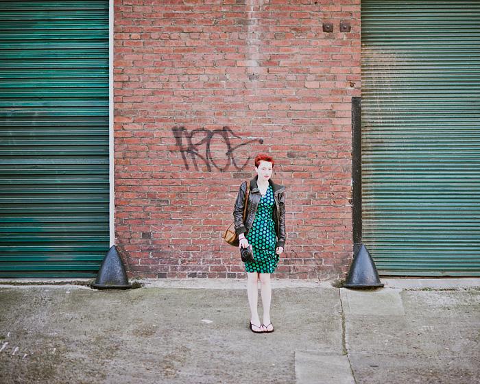Modern Portland Portrait Photographer