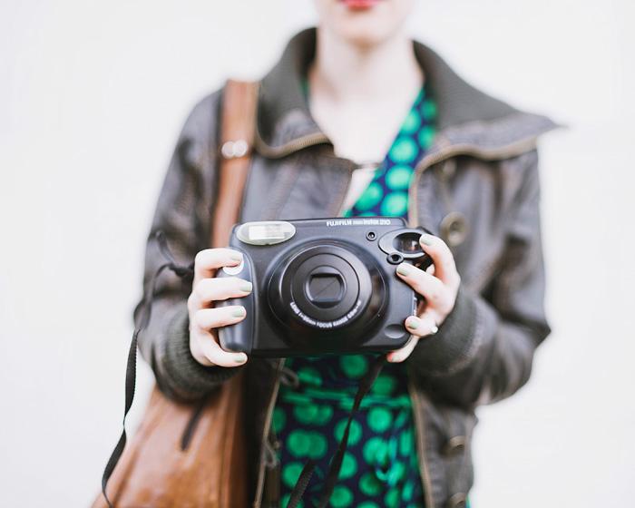 Bokeh Panorama - Instax Camera