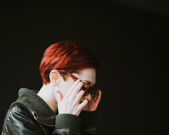 Jade Sheldon - Natural Light Portrait