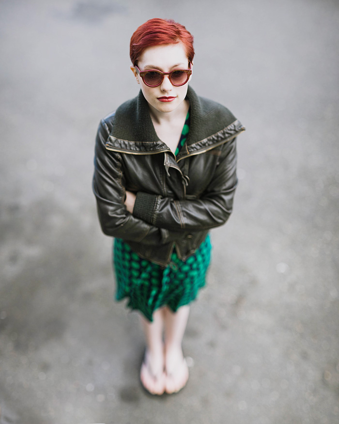 Portland Portrait Photographer - Jade Sheldon