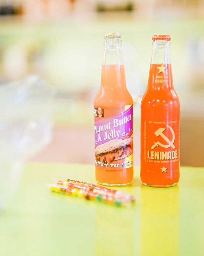 Fizz Portland - Leninade - Lester's Fixins - Vintage Soda