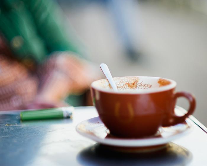 Stumptown Mocha - Portland, OR - Coffee