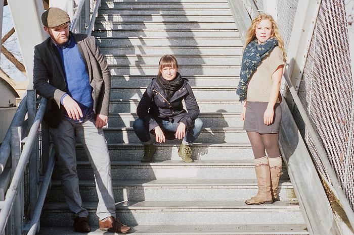 Kyle, Me and Molly - Fake Band Photo