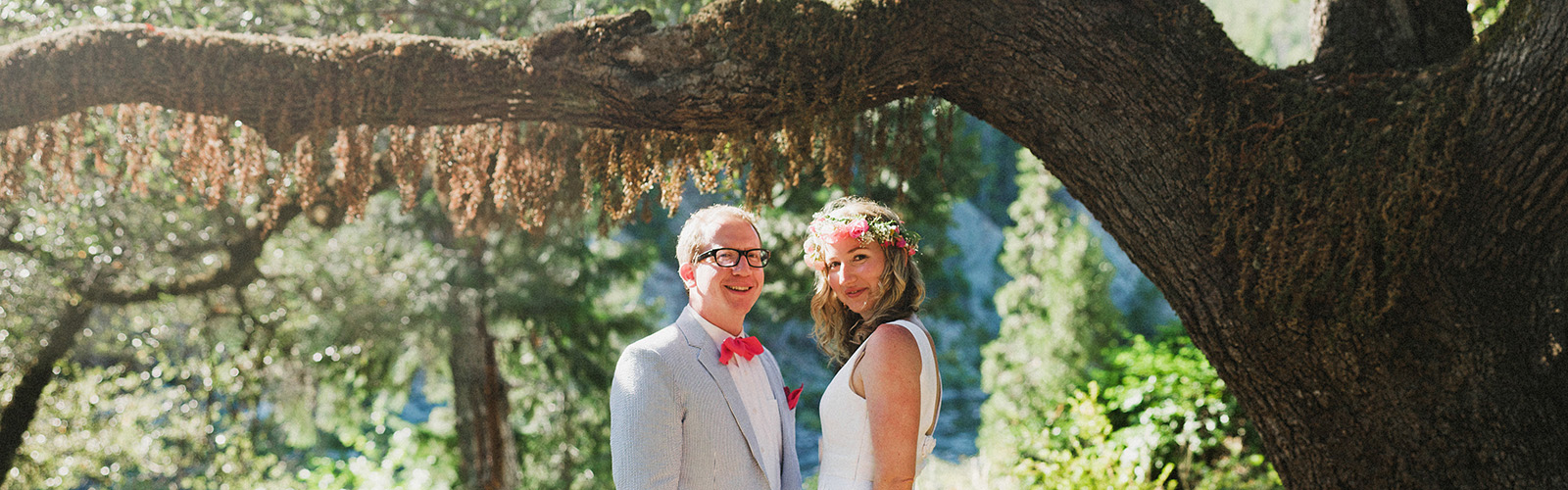 Portland Wedding Photographer Reviews - Brett and JR's Smith River Wedding in Humboldt County