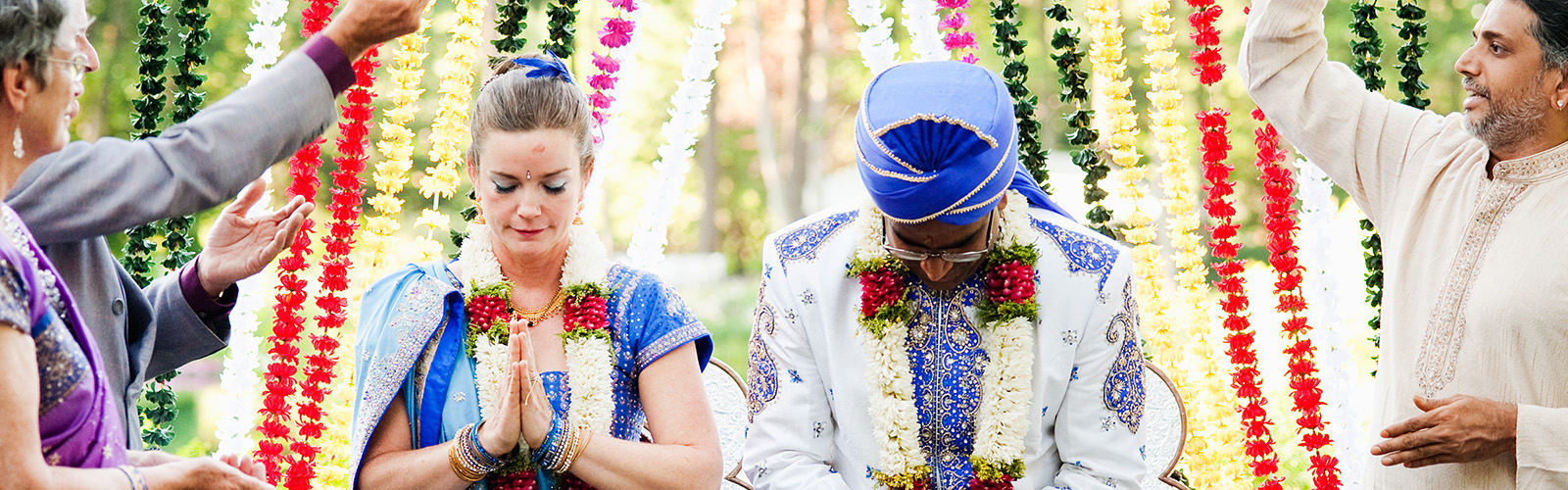 Portland Wedding Photographer Reviews - Heidi and Navin's Hindu Wedding at Bridal Veil Lakes, OR