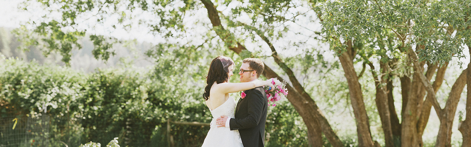 Portland wedding photographer reviews - Violet and Kellen's Humboldt Wedding