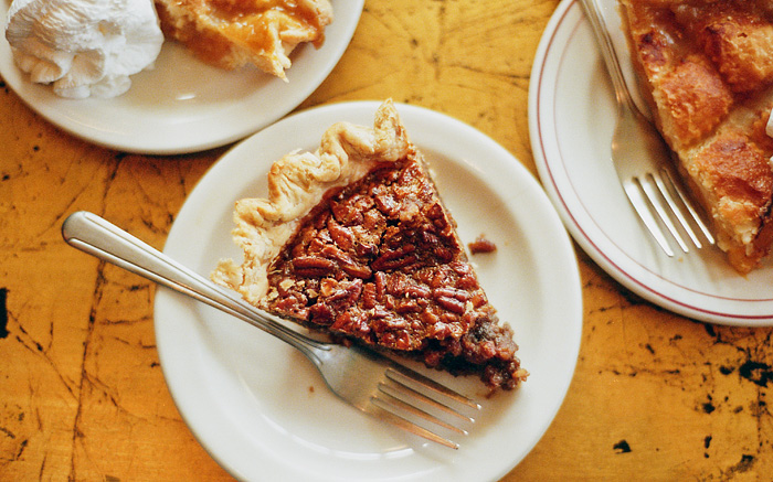 Pecan Pie - Random Order - Portland Food Photographer