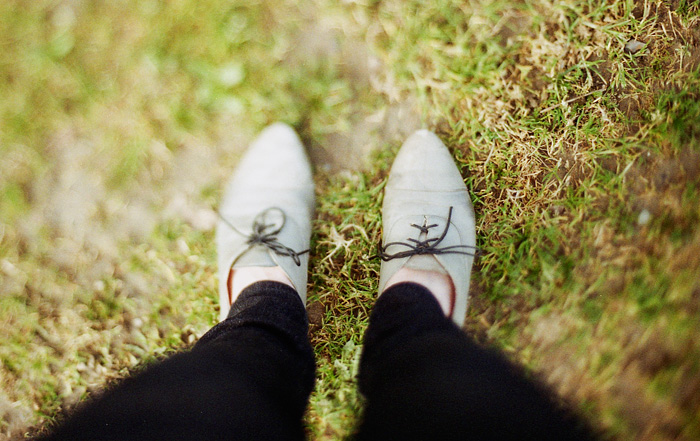 From Where I Stand - Freelensing in Irving Park - Portland Lifestyle Photographer