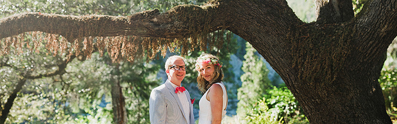 Destination Wedding Photographer - Brett and JR's Smith River Wedding in Humboldt County