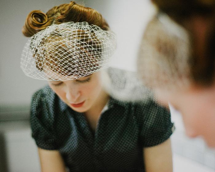 Oaks Pioneer Church Wedding Photographer - Bride Getting Ready