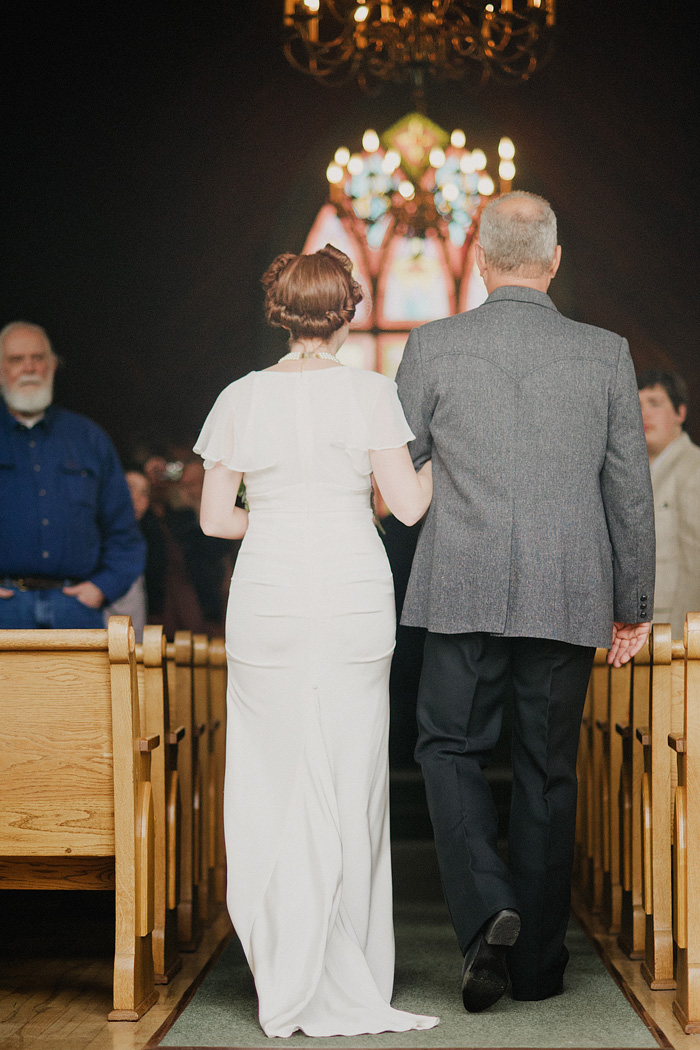 Sellwood Wedding Photographer - Oaks Pioneer Church