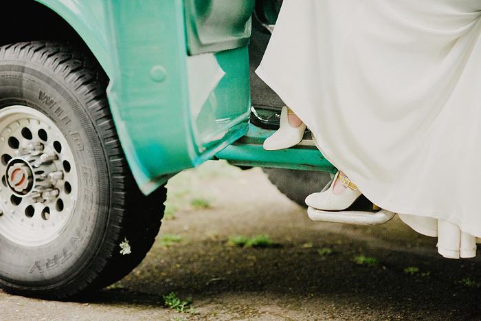 Oaks Amusement Park Wedding - Sellwood, OR