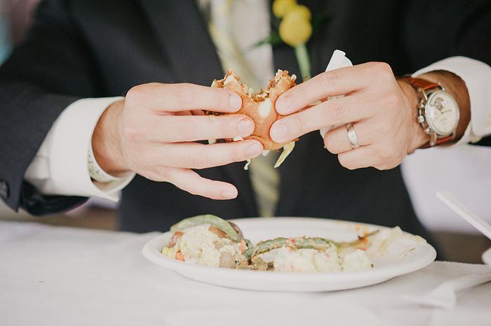 Oaks Amusement Park - Potluck Wedding Reception