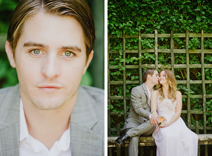 Gardens of Versailles - Portland Wedding Photographer