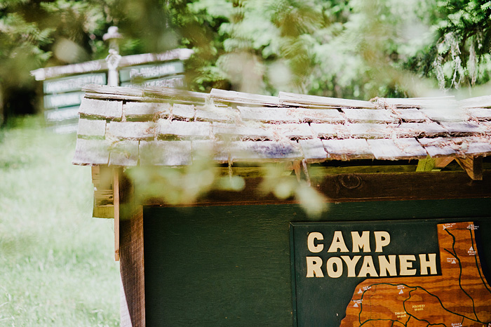 Camp Royaneh Wedding - Cazadero, CA