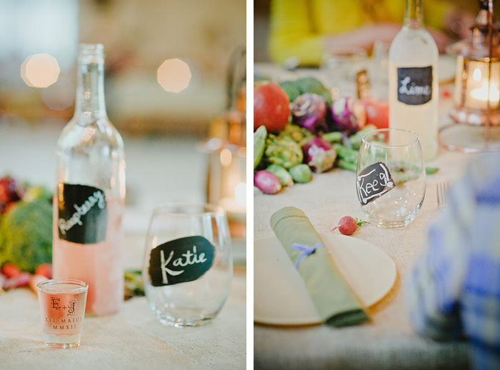 Raspberry Flavored Vodka Party Favor - Camp Royaneh - Bay Area Wedding Photographer