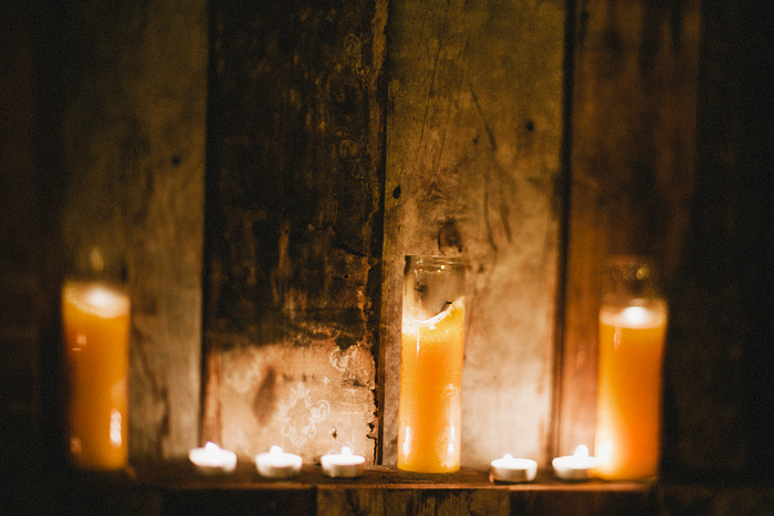 Portland Oregon Photographer - Candles at the Ranger Station