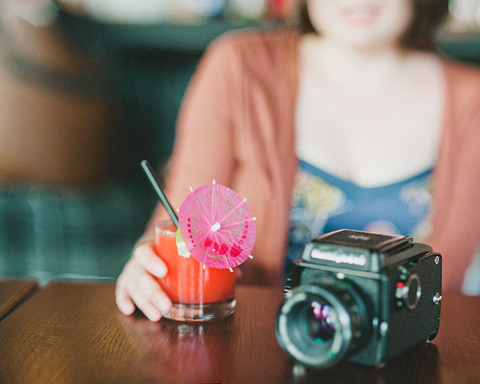 Portland Oregon Photographer - Frozen Margaritas at Bunk Bar