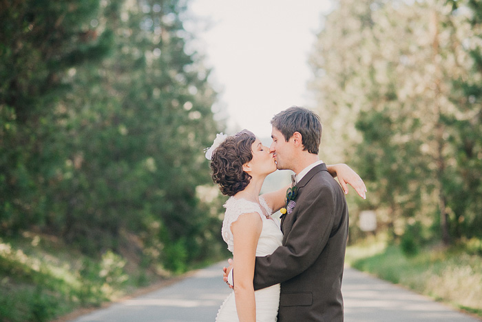Mt. Shasta Wedding Photographer - Mt Shasta Meadow