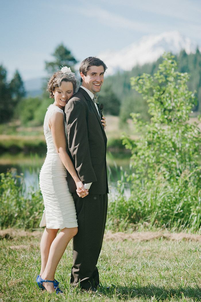 Redding Wedding Photographer - Mt Shasta Meadow