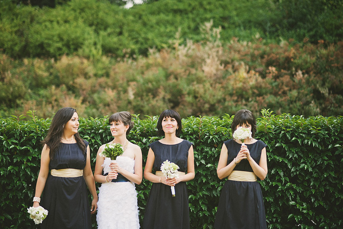 Portland Oregon Wedding Photographer - Bridesmaid Formal Outtake - World Forestry Center