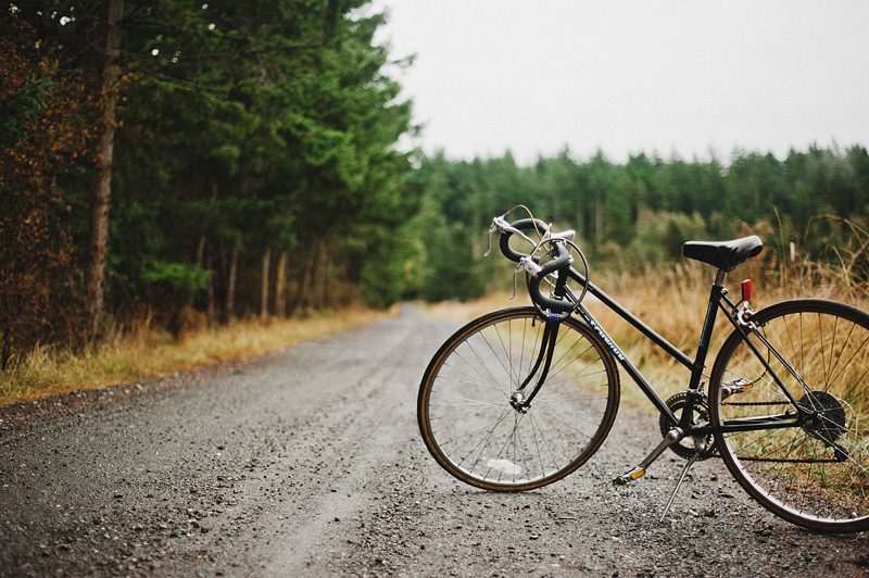 Portland Lifestyle Photographer - Bike Rides on Lopez Island, WA