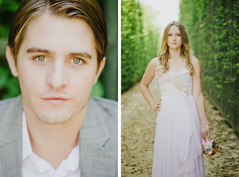Oregon Wedding Photographers - Paris elopement in the Gardens of Versailles