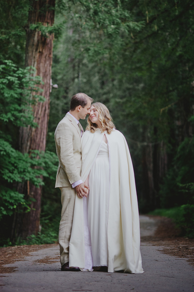Oregon Wedding Photographers - Jessica and Evan at Camp Royaneh