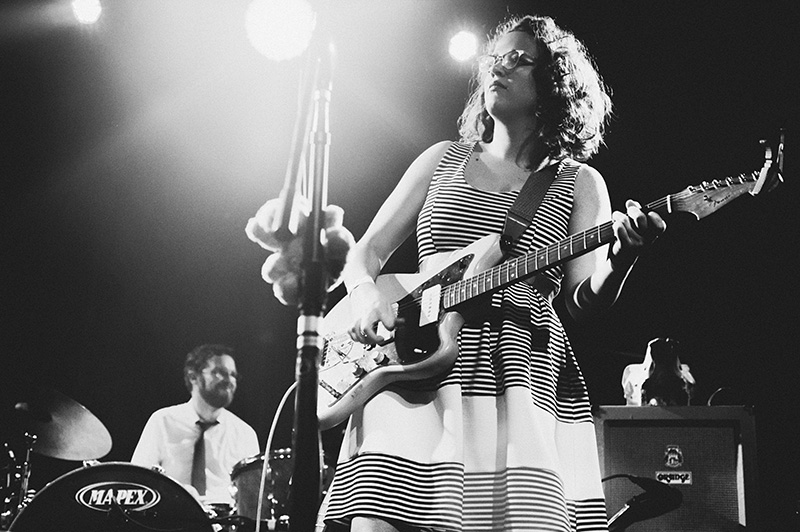 Portland Band Photographer - Sallie Ford & The Sound Outside at the Wonder Ballroom