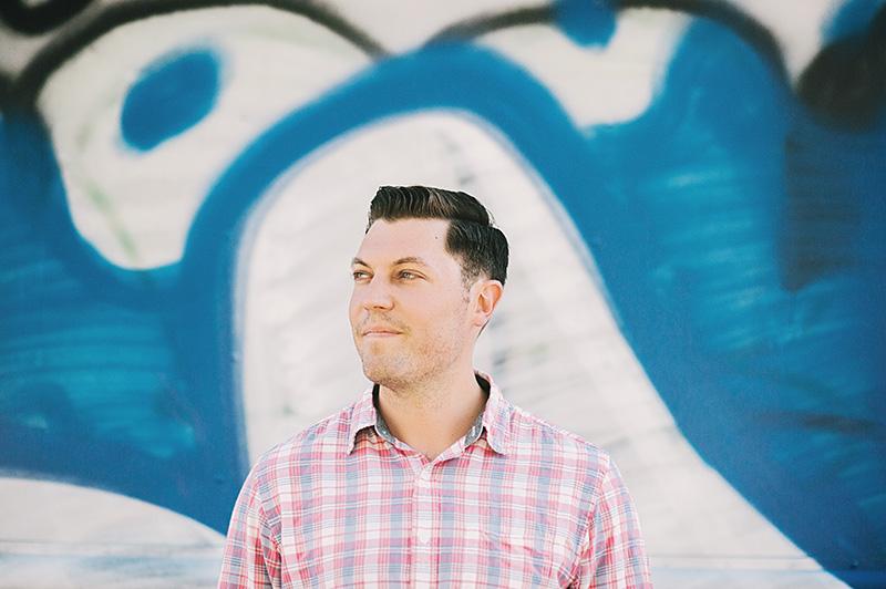Portland Portrait Photographer - Headshots for Thomas from Instrument