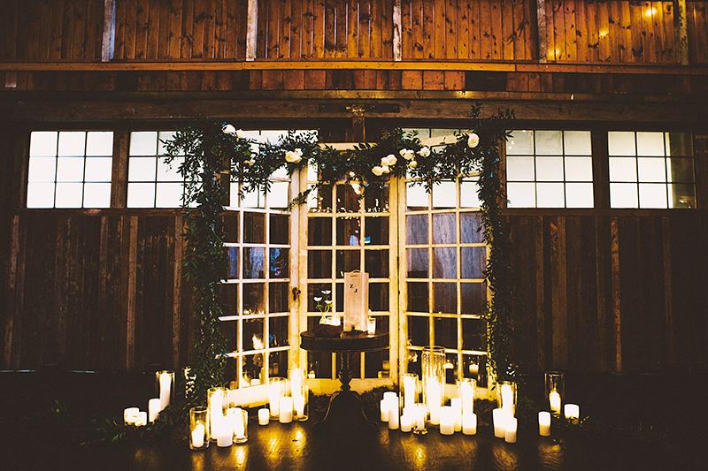 The ceremony altar - Sodo Park Wedding Photographer