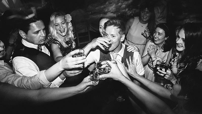 Secret Society - 2014 Best of Portland Weddings