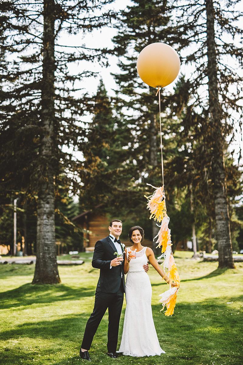 Cooper Spur Mountain Resort - 2014 Best of Portland Weddings