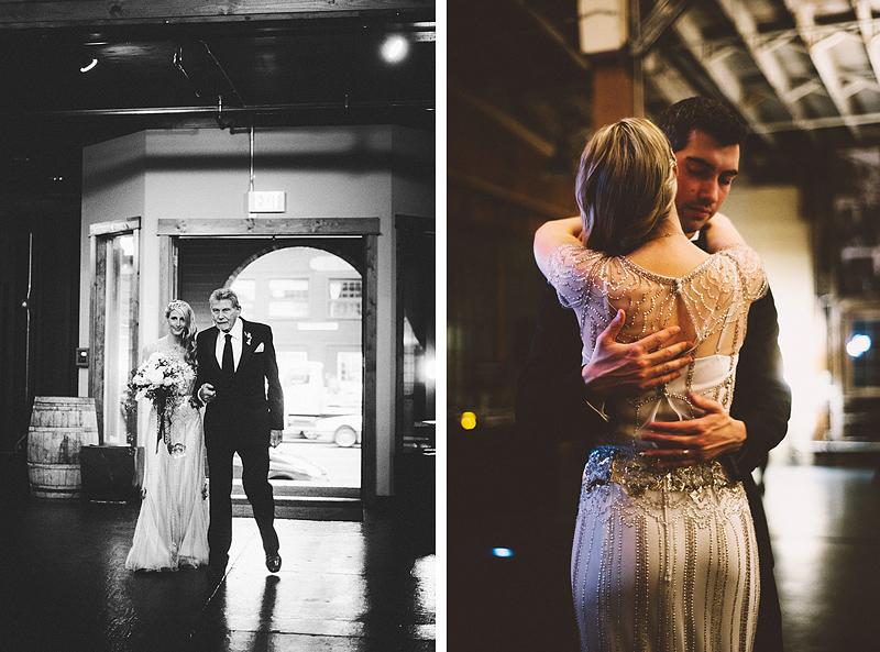 Sodo Park in Seattle, WA - 2014 Best of Portland Weddings