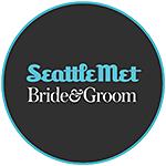 Featured in Seattle Met Bride & Groom Magazine