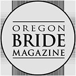 Featured in Oregon Bride Magazine