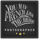 09 Featured on You May French Kiss The Bride
