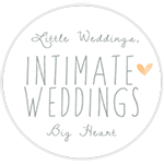 07 Featured on Intimate Weddings | Small is Beautiful