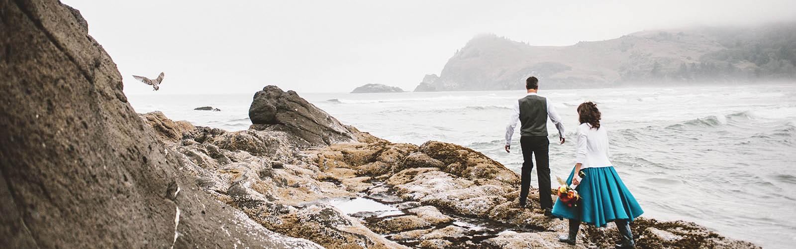 Lara & Nate | Portland Wedding Photographer