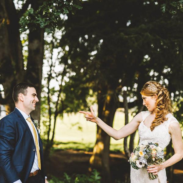 Erin and Daniel's Postlewait's Wedding