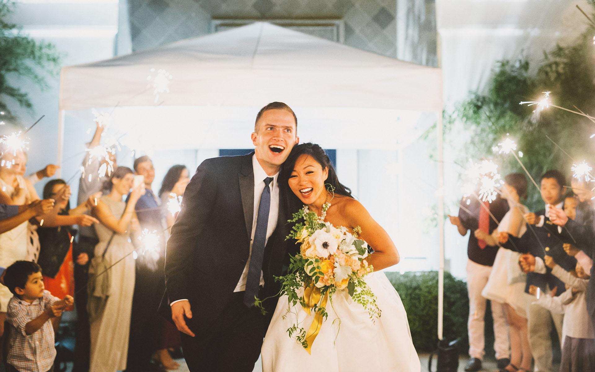 Diane and Rick at Lan Su Chinese Gardens | Portland Wedding Photographer