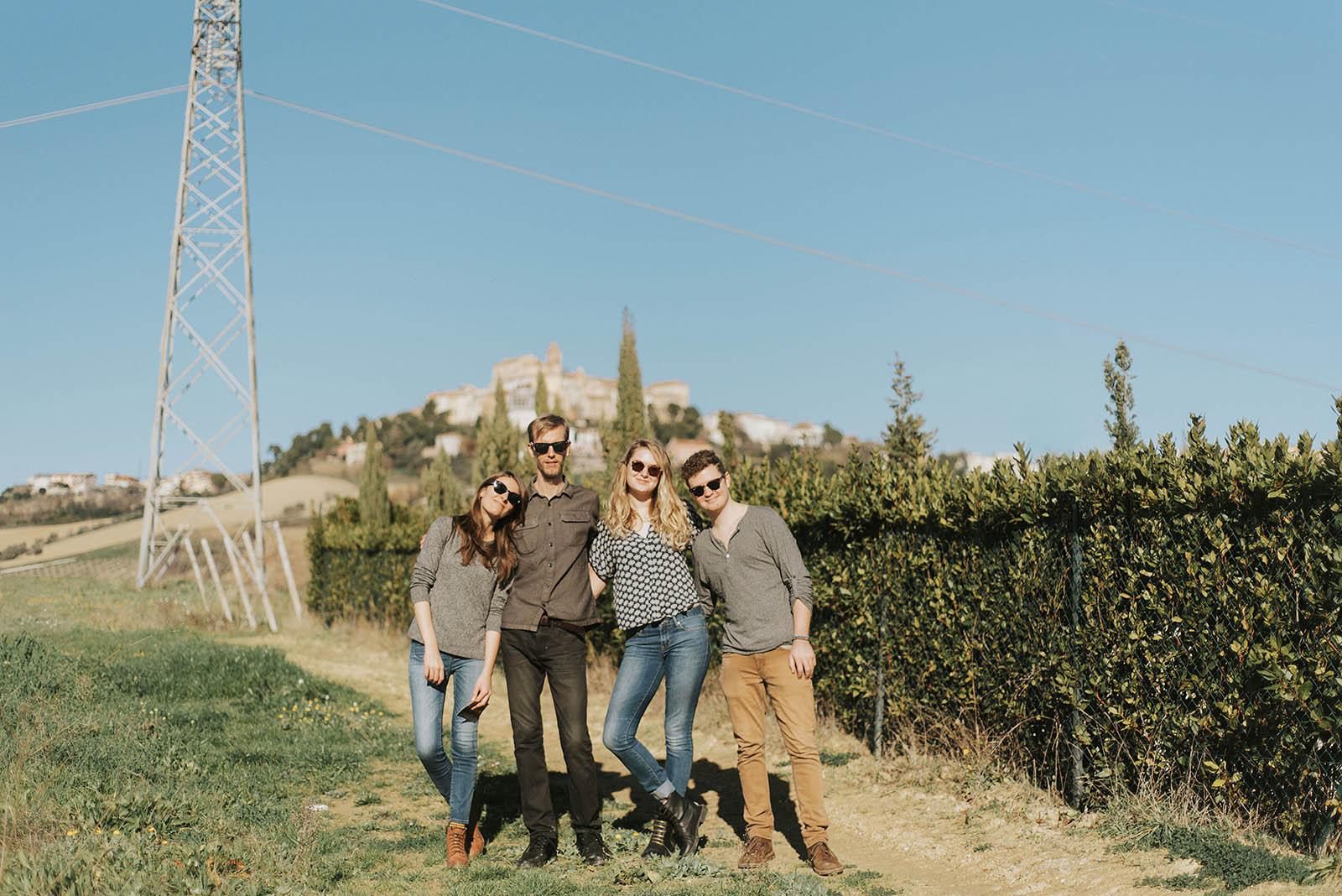 On Tour in Italy with Robin Bacior | Il Sapore Della Luna