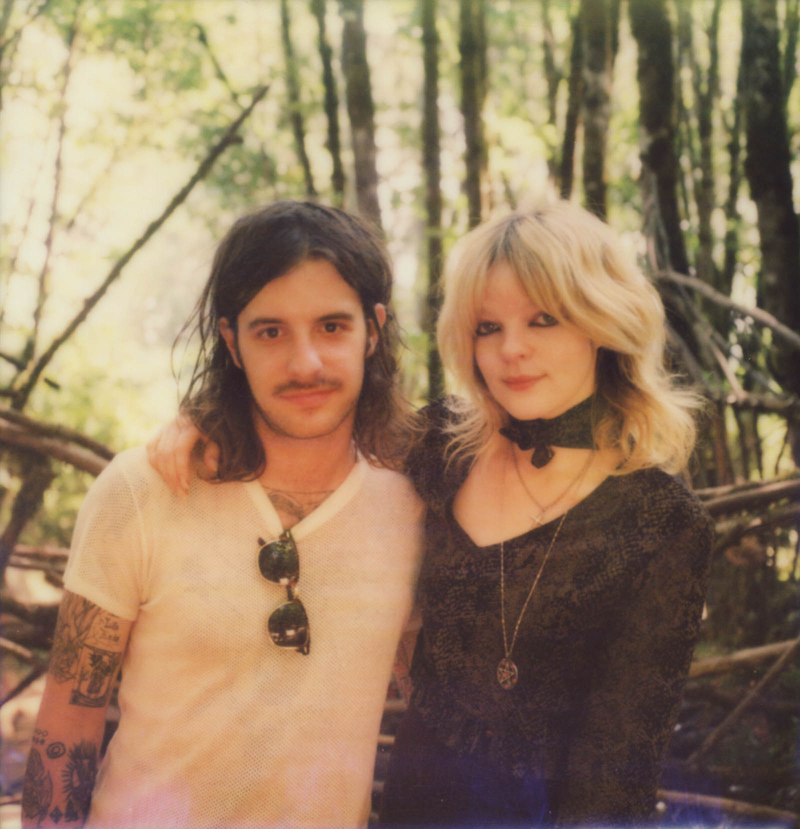 MiNT SLR670m Polaroid Review | Portrait of Jessica Pratt at Pickathon 2015