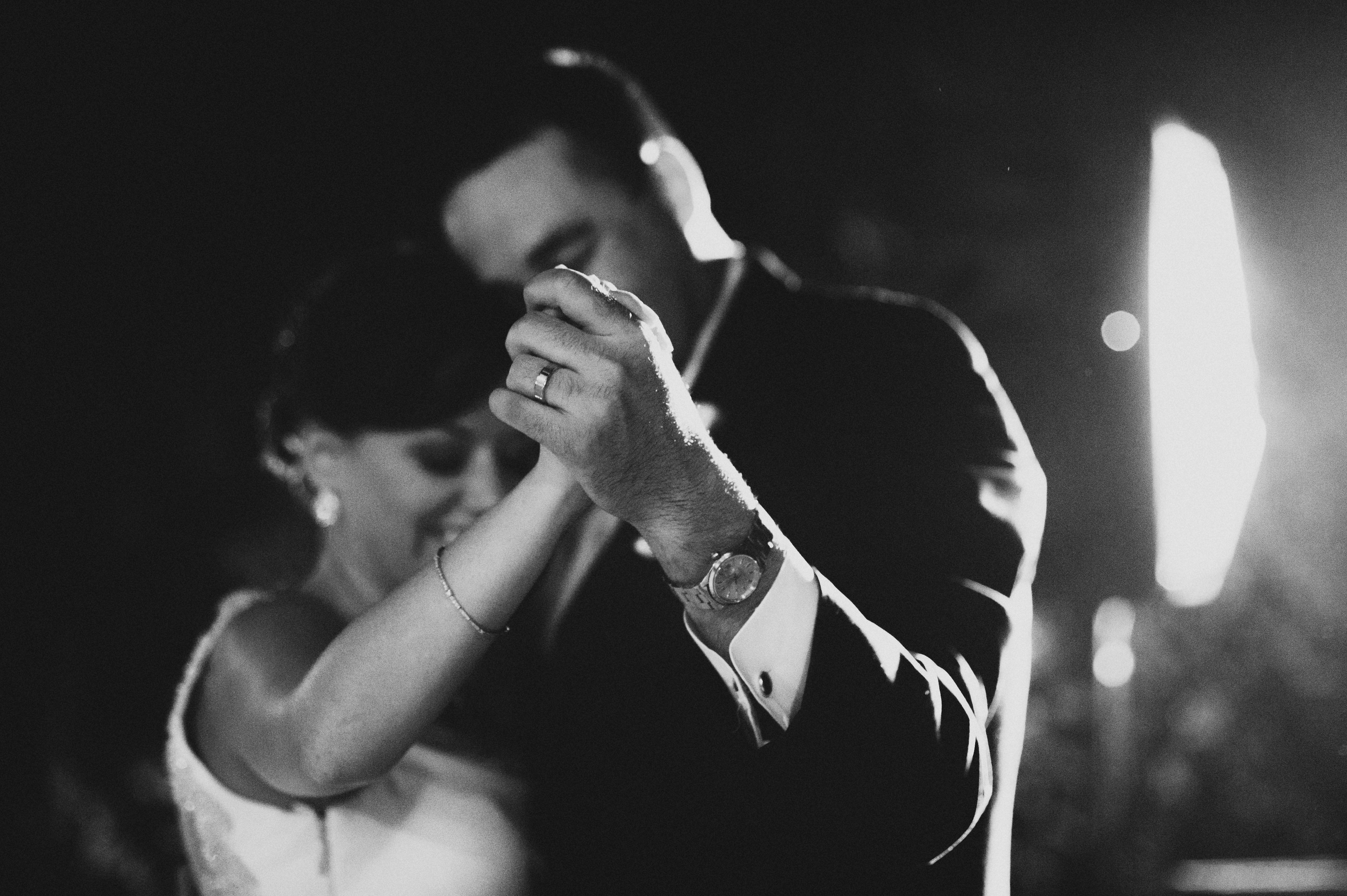 Bride and Groom's first dance | Sacramento Firehouse Wedding