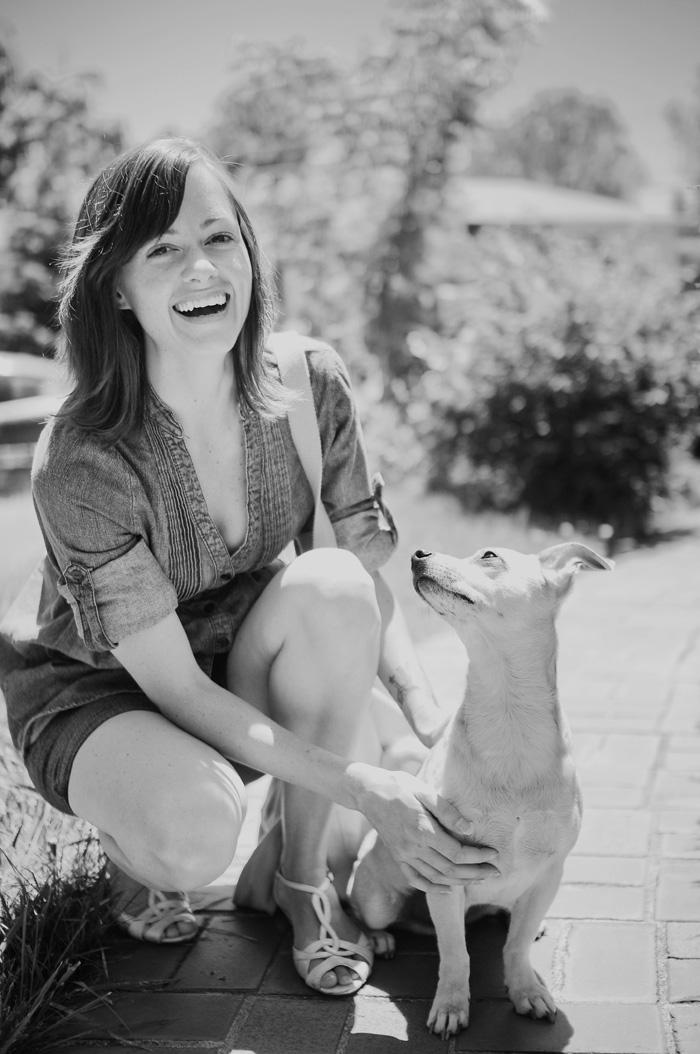 Jillian & Puff - Portland Pet Photographer