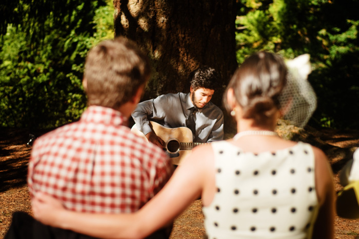 Hoyt Arboretum Wedding Photographer